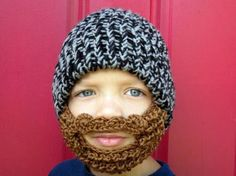 Knit Your Own Sustainable Muslim 'Sunnah' Beard | The Eco Muslim