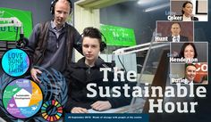 Winds of change with people at the centre: The Sustainable Hour no 92 on 30 September 2015