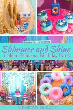 Shimmer and Shine Ar
