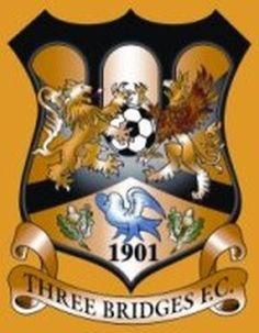 Team: Three Bridges Football Club.  Where?: Southwood Stadium, Ramsgate Football Club.