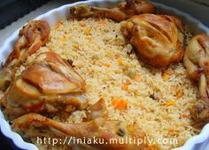 Ruz Bukhari - Afghani Biryani recipe and several others. Trying this one though.
