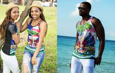 Buy these cute and distinct Haitian Flag Day outfits now before it's too late!