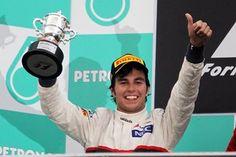 Sergio Perez, a legend in the making