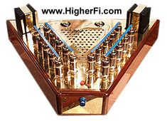 most expensive tube amp in the world. Otello Ultrasound  Price: 600,000   only one made in the world.