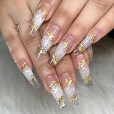 Prized by women to hide a mania or to add a touch of femininity, false nails can be dangerous if you use them incorrectly. Types of false nails Three types are mainly used. Polygel Nails, Glam Nails, Dope Nails, Classy Nails, Bling Nails, Stylish Nails, Simple Nails, Summer Acrylic Nails, Best Acrylic Nails