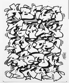 maggiefieldsenjoy - 0 results for fonts alphabet Graffiti Lettering Alphabet, Graffiti Writing, Tattoo Lettering Fonts, Graffiti Tagging, Grafitti Alphabet, Calligraphy Alphabet, Lettering Styles, Islamic Calligraphy, Graffiti Doodles