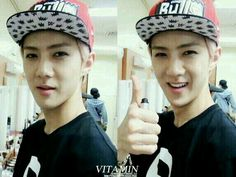Sehun oppa so cute cute I love you<3