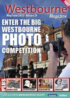 Get a sneaky peek of the new May & June 2012 Westborne Magazine before it hits the shelves later this week.