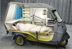 Minimal Compact Campers
