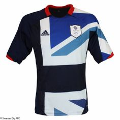 Team GB Olympic Adults Home Jersey