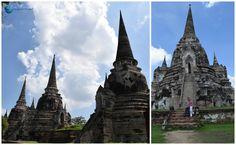 Ayutthaya - Thailanda Burj Khalifa, Barcelona Cathedral, Building, Places, Travel, Viajes, Buildings, Destinations, Traveling