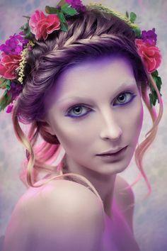 Creative and artistic make-up