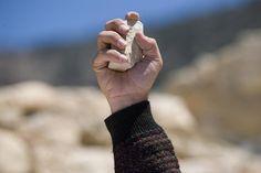 Am I throwing rocks?