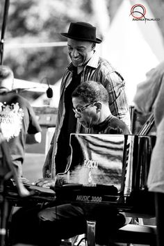 Herbie Hancock & Marcus Miller