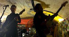 The Irradiates live au Wunderbar, à Bordeaux.