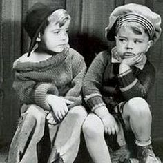 Scotty and Spanky, my favorite pair of Rascals : )
