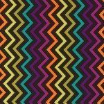 Mini Chic Chevron by Michael Miller Jewel Used in The Itch 2 Stitch Scarecrow Boy Peeker Applique