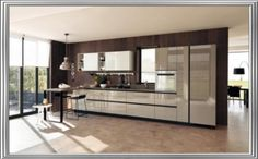 Listed here are a new unique house design category class. wonderful cool ultra contemporary kitchen by scavolini , a stunning unique house design with excellent Modern Kitchen Cabinets, Kitchen Tops, Kitchen Flooring, Kitchen Decor, Kitchen Ideas, Kitchen Trends, Kitchen Dining, Kitchen Design Open, Contemporary Kitchen Design