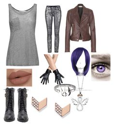 """Kate Everdeen"" by bhanupriya-mandal ❤ liked on Polyvore featuring Kain, Balenciaga and FOSSIL"