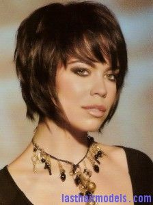 Layered short bob: Create your attitude!! | Last Hair Models , Hair Styles