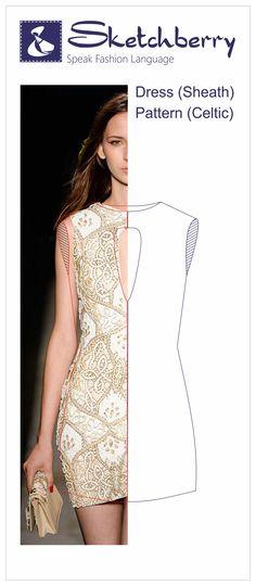 1. Dress (Sheath)