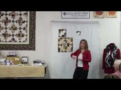 Pirouette- Strip Presentation by Cozy Quilt Designs - YouTube