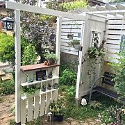 Tips For Organic Gardening Refferal: 9655554649 Backyard Sheds, Backyard Landscaping, Outdoor Projects, Garden Projects, Patio Design, Garden Design, Tiny Garden Ideas, Garden Nook, Garden Table