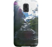 Katoomba waterfall phone case. Image also available on many other products.