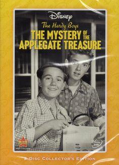 Amazon.com: The Hardy Boys: The Mystery Of The Applegate Treasure: Movies & TV
