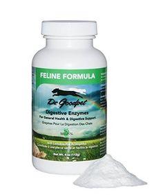 Dr. Goodpet Feline Digestive Enzymes Dr. Goodpet http://www.amazon.com/dp/B00028OZJ2/ref=cm_sw_r_pi_dp_PtN5ub1YTFDX6