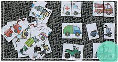 12 tulostettavaa keskittymispussia lapsille – Hyvin kasvatettu Busy Bags, Preschool Activities, Diy And Crafts, Education, Kids, Children, Teaching, Onderwijs, Baby Boys