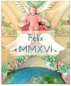 La Schola Sainte Cécile vous souhaite une heureuse et sainte année MMXVI