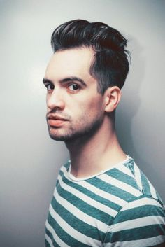 cute omg lovely panic! at the disco brendon urie p!atd brendon urie Panic! beebo beebo urie panic! at the queue