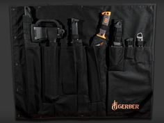 zombie survival kit-gerber