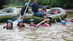 White Water Rafting- Cagayan De Oro Getaway