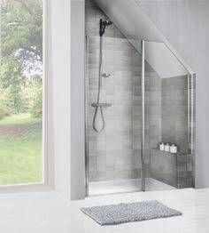 Are you a homeowner looking for a way to create an escape space for yourself in the comfort of your own home? Loft Bathroom, Upstairs Bathrooms, Family Bathroom, Basement Bathroom, Attic Master Bedroom, Attic Rooms, Small Bathroom Layout, Bathroom Colors, Bad Inspiration