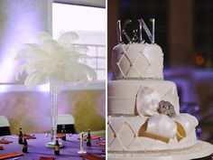 Elegant Purple and Orange Florida Wedding from Kismis Ink Photography with Cuban Heritage Influences - Brenda's Wedding Blog - stylish real weddings - wedding inspiration boards - unique accents for weddings