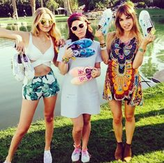 Gigi Hadid at #Coachella