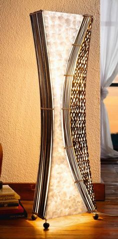 Balinese lamp