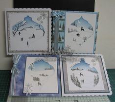 Back with the Christmas Cards, for this fortnights Christmas Card Club, and this time the theme has been chosen by Christine, and she w. Stamped Christmas Cards, Xmas Cards, Christmas Crafts, Christmas Ornament, Greeting Cards, Card Making Tutorials, Making Ideas, Cardio Cards, Snowman Cards