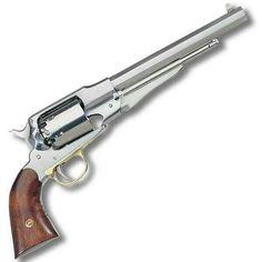 Looks like John Wayne's Remington hand gun he used  in one of his movies