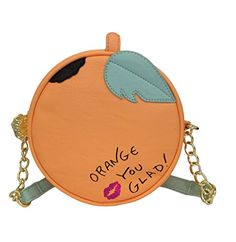 Betsey Johnson Luv Betsey Lbfresh Kitch Novelty Orange You Glad Cross Body Shoulder Bag LUV BETSEY by Betsey Johnson http://www.amazon.com/dp/B016CE6740/ref=cm_sw_r_pi_dp_zQ26wb0PFNBEW