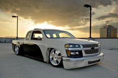 RockStars & Custom Cars Build - 2005 Chevy Colorado Chopped