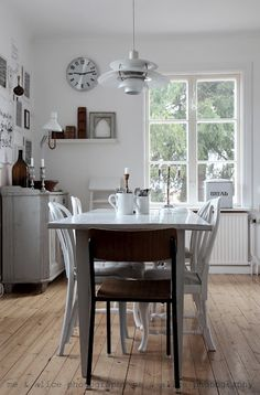 nordic white kitchen
