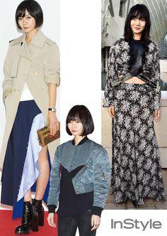 패션 임파서블, 배두나 | 인스타일 (Instyle Korea) Korean Dramas, Best Actress, Summer 2015, Actresses, Poses, Woman, Celebrities, Hair Styles, Womens Fashion