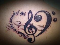 Unique Music Tattoo Design Ideas For Music Lovers (14)