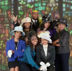 black church hats - Google Search