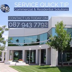 Service Quick Tip: Commercial and Business Solutions