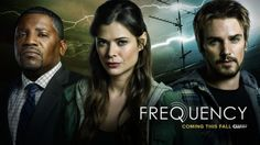 Frequency - Cast Promotional Photos Promos & Posters