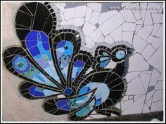mosaiquismo mural mosaico veneciano y trencadis  cerámicos  vidrio ,piedras  mosaico venecian,espejo  porcelana mosaico contemporáneo,trencadis